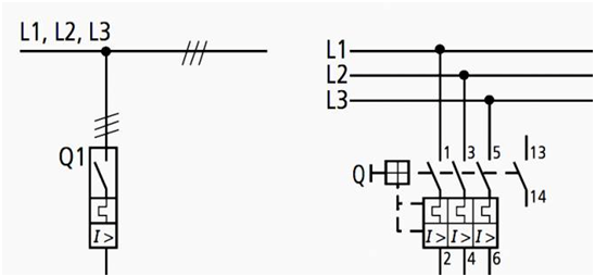 Examples Of Standard Graphical Symbols In The Practice